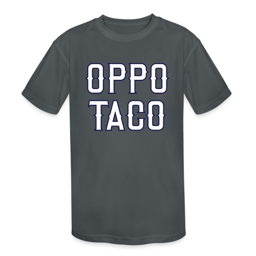 Oppo Taco (Los Angeles) - Kids' Moisture Wicking Performance T-Shirt