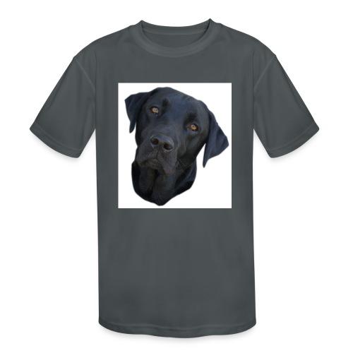 bentley2 - Kids' Moisture Wicking Performance T-Shirt