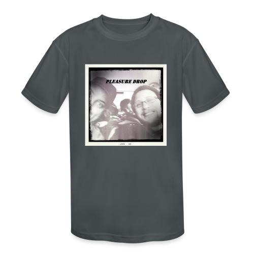 Pleasure Drop - Kids' Moisture Wicking Performance T-Shirt