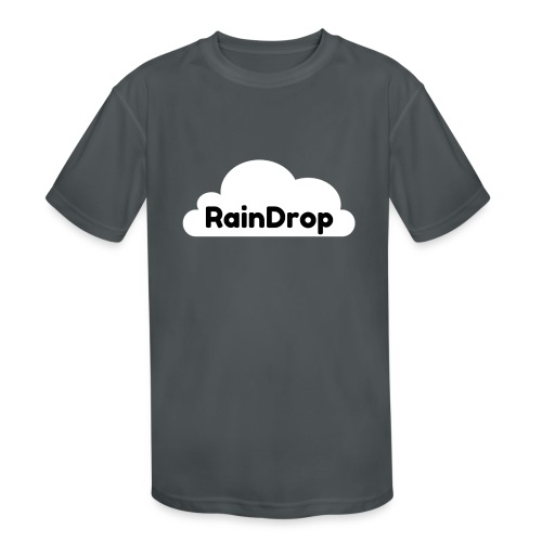 RainDrop - Kids' Moisture Wicking Performance T-Shirt