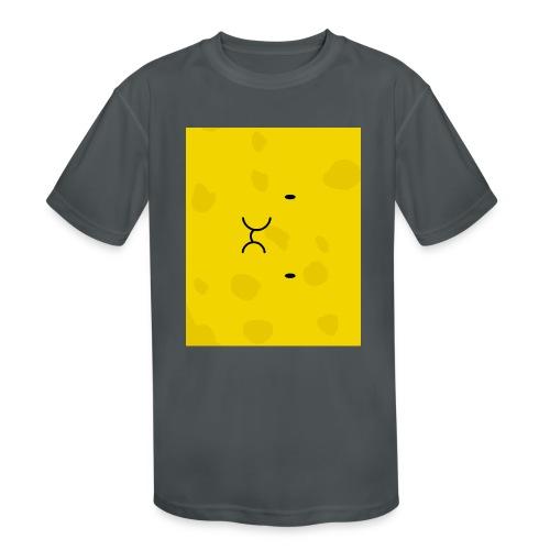 Spongy Case 5x4 - Kids' Moisture Wicking Performance T-Shirt