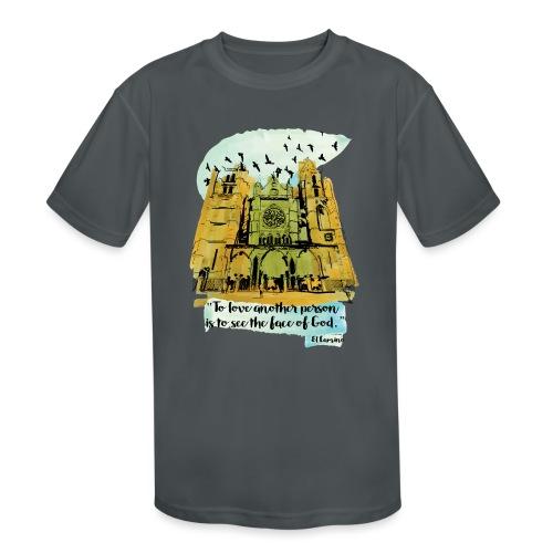 El camino - Kids' Moisture Wicking Performance T-Shirt