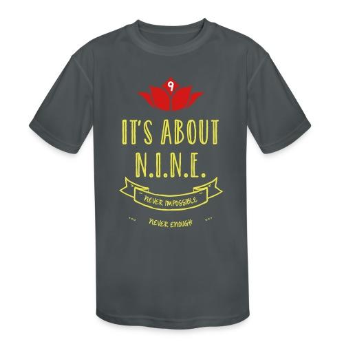 Design loto New - Kids' Moisture Wicking Performance T-Shirt