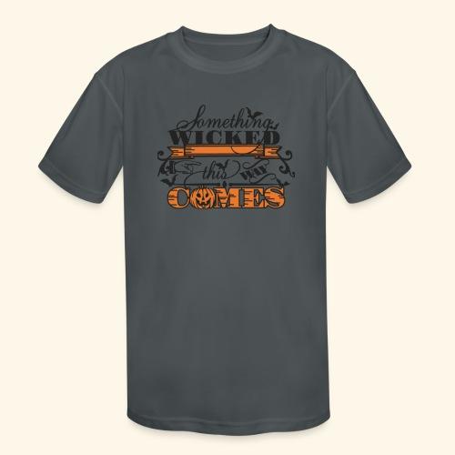 HALLOWEEN TEE - Kids' Moisture Wicking Performance T-Shirt