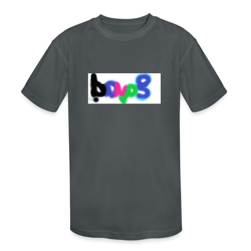 brush the haters off - Kids' Moisture Wicking Performance T-Shirt