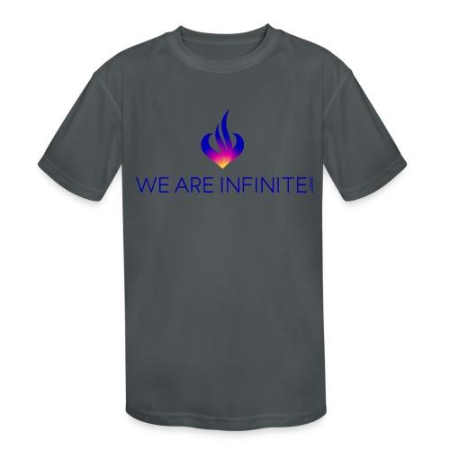 We Are Infinite - Kids' Moisture Wicking Performance T-Shirt