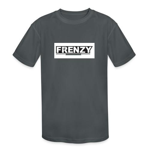 Frenzy - Kids' Moisture Wicking Performance T-Shirt