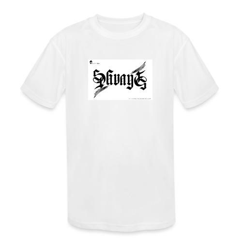 savage - Kids' Moisture Wicking Performance T-Shirt