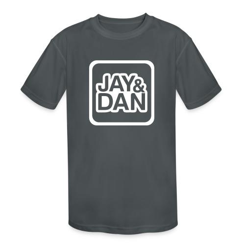 Jay and Dan Baby & Toddler Shirts - Kids' Moisture Wicking Performance T-Shirt