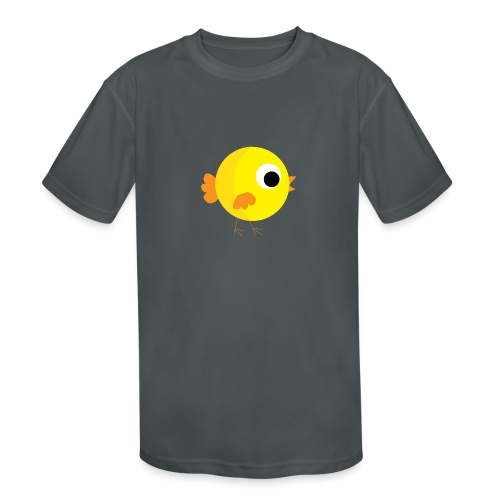 HENNYTHEPENNY1 01 - Kids' Moisture Wicking Performance T-Shirt