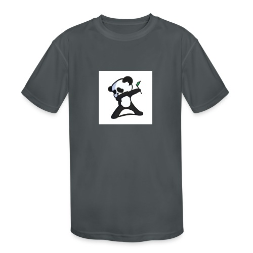 Panda DaB - Kids' Moisture Wicking Performance T-Shirt