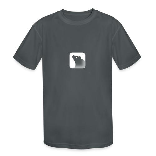 LOGO - Kids' Moisture Wicking Performance T-Shirt