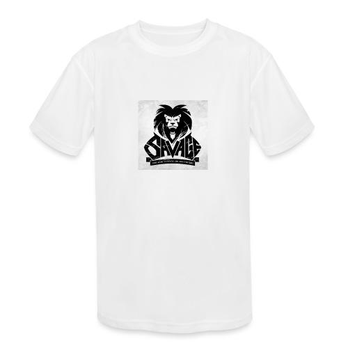 king savage - Kids' Moisture Wicking Performance T-Shirt