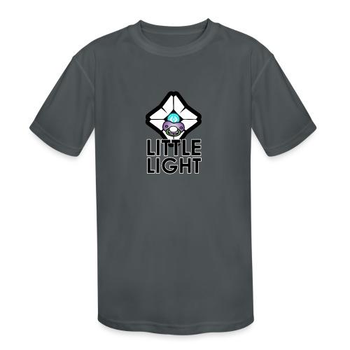 Little Light Ghost - Kids' Moisture Wicking Performance T-Shirt