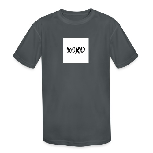 xoxo - Kids' Moisture Wicking Performance T-Shirt