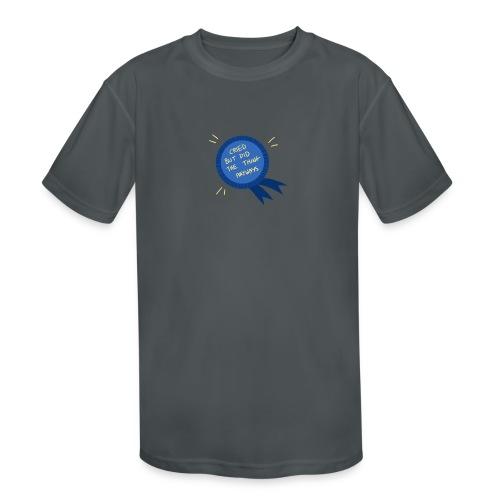 Regret - Kids' Moisture Wicking Performance T-Shirt