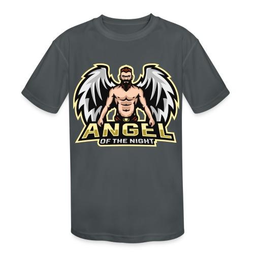 AngeloftheNight091 T-Shirt - Kids' Moisture Wicking Performance T-Shirt