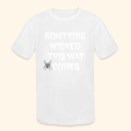 WICKED HALLOWEEN TEE - Kids' Moisture Wicking Performance T-Shirt