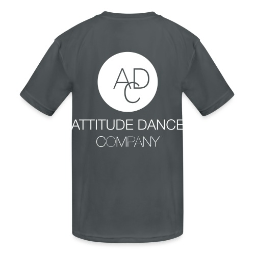 ADC Logo - Kids' Moisture Wicking Performance T-Shirt