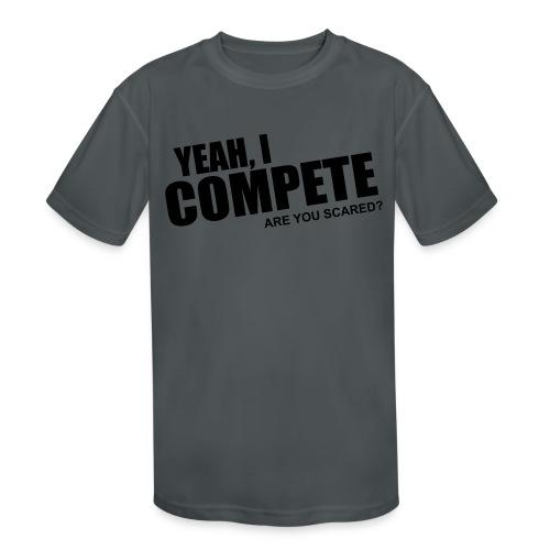 compete - Kids' Moisture Wicking Performance T-Shirt