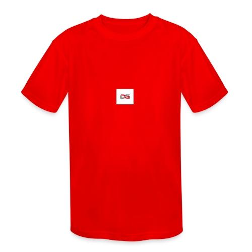 DGHW2 - Kids' Moisture Wicking Performance T-Shirt