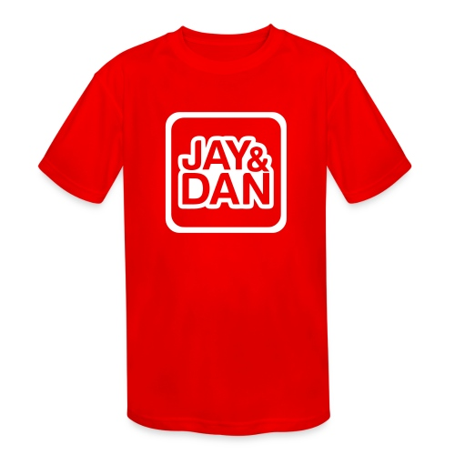 Jay and Dan Baby & Toddler Shirts - Kids' Moisture Wicking Performance T-Shirt