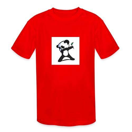 Panda DaB - Kids' Moisture Wicking Performance T-Shirt