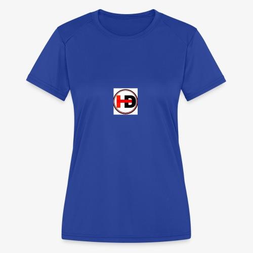 HDGaming - Women's Moisture Wicking Performance T-Shirt