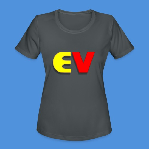 Entoro Vace Logo - Women's Moisture Wicking Performance T-Shirt