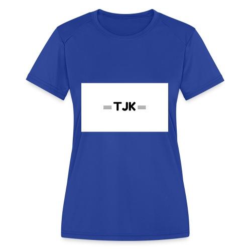 TJK 1 - Women's Moisture Wicking Performance T-Shirt