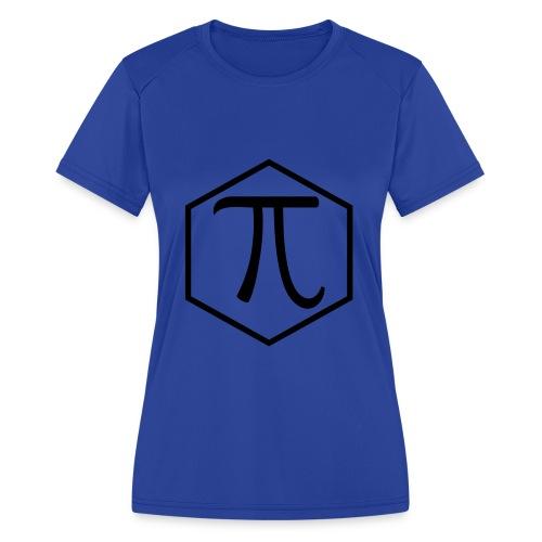 Pi - Women's Moisture Wicking Performance T-Shirt