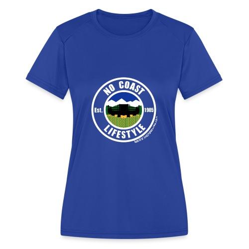 NCL Harvest - Women's Moisture Wicking Performance T-Shirt