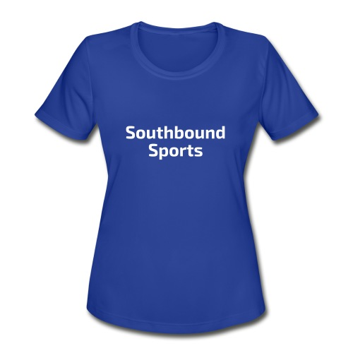 The Southbound Sports Title - Women's Moisture Wicking Performance T-Shirt