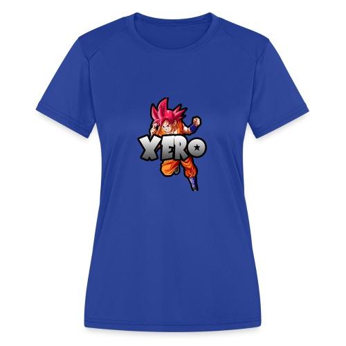 Xero - Women's Moisture Wicking Performance T-Shirt