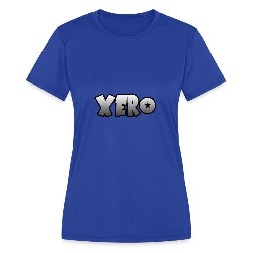 Xero (No Character) - Women's Moisture Wicking Performance T-Shirt