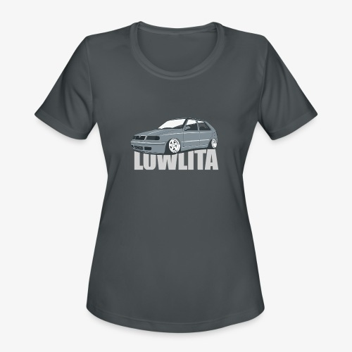 felicia lowlita - Women's Moisture Wicking Performance T-Shirt