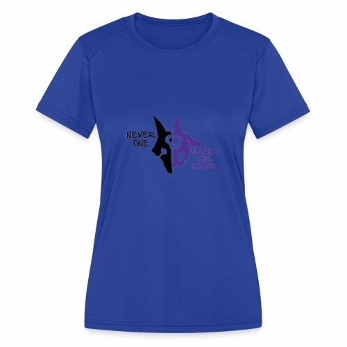 Kindred's design - Women's Moisture Wicking Performance T-Shirt