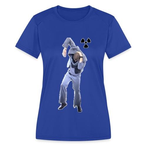CHERNOBYL CHILD DANCE! - Women's Moisture Wicking Performance T-Shirt