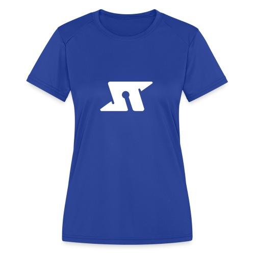 Spaceteam Logo - Women's Moisture Wicking Performance T-Shirt