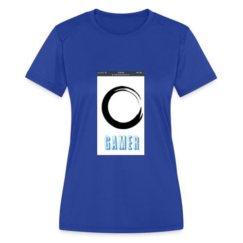 Caedens merch store - Women's Moisture Wicking Performance T-Shirt