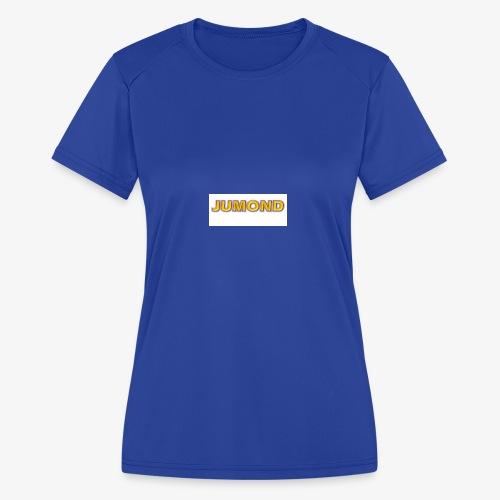 Jumond - Women's Moisture Wicking Performance T-Shirt