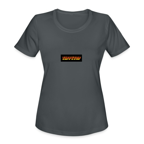 clothing brand logo - Women's Moisture Wicking Performance T-Shirt