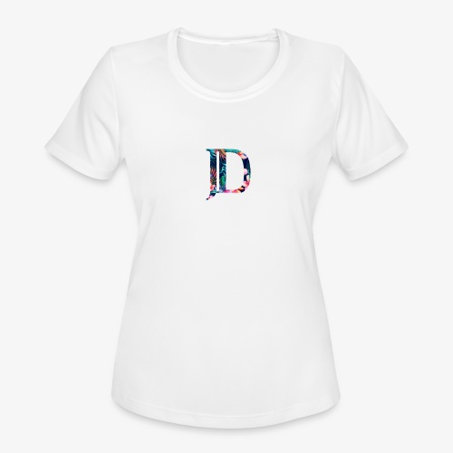 DakeJeitz 2.0 - Women's Moisture Wicking Performance T-Shirt