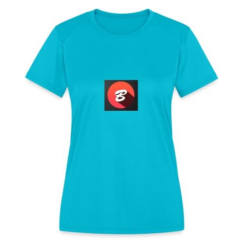 BENTOTHEEND PRODUCTS - Women's Moisture Wicking Performance T-Shirt