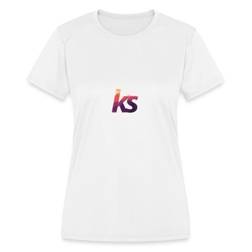 Khalil sheckler - Women's Moisture Wicking Performance T-Shirt