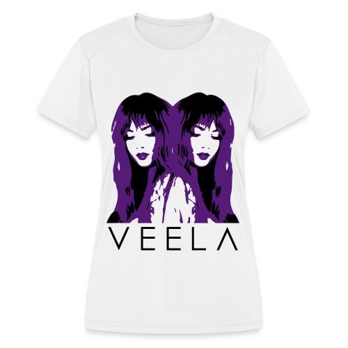 Double Veela Light Women's - Women's Moisture Wicking Performance T-Shirt