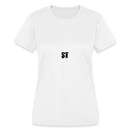Simple Fresh Gear - Women's Moisture Wicking Performance T-Shirt