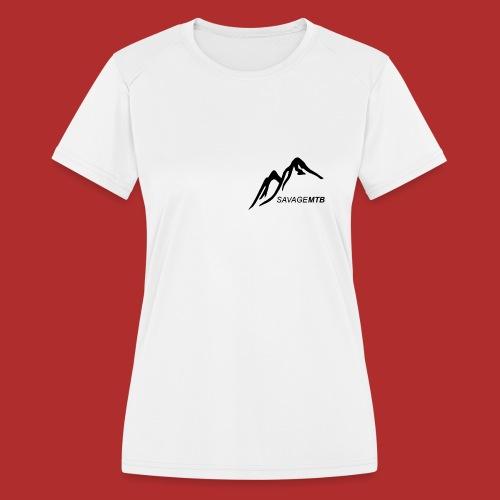 Savage MTB original - Women's Moisture Wicking Performance T-Shirt