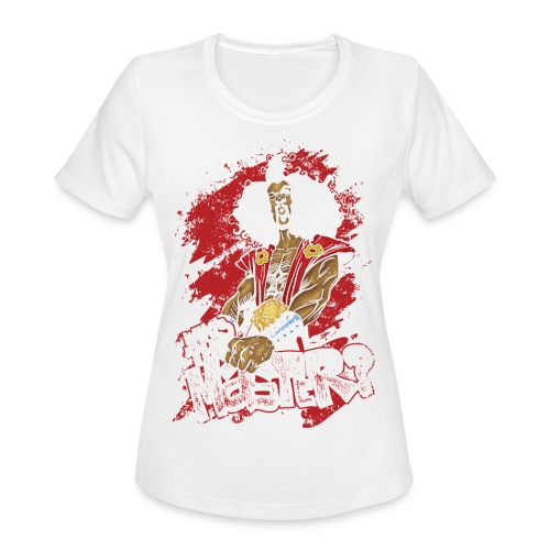 Who's The Master? - Women's Moisture Wicking Performance T-Shirt