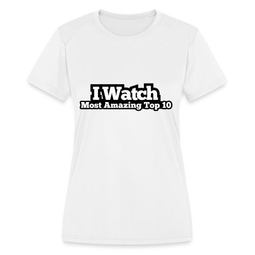 @clouted - Women's Moisture Wicking Performance T-Shirt